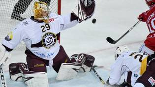 SCHWEIZ EISHOCKEY LAKERS GENF SERVETTE