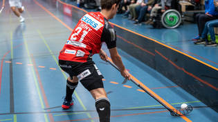 Alligator Malans Zug United Unihockey Ursin Thöny