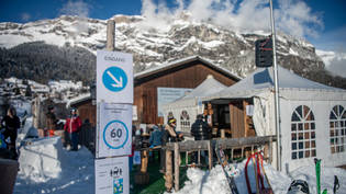 Tenda Bar Flims