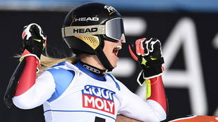 ITALY ALPINE SKIING WORLD CHAMPIONSHIPS