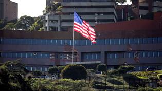 Die USA verringern die Belegschaft an ihrer Botschaft in Caracas. (Archivbild)