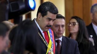 Venezuelas Präsident Nicolás Maduro hat sich am Donnerstag (Ortszeit) angesichts der Entwicklungen in seinem Land gesprächsbereit gezeigt.