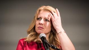Bei Präsidentschaftswahl in der Slowakei liegt die die Bürgerrechtlerin und Rechtsanwältin Zuzana Caputova deutlich vorn. Sie könnte im Land die erste Frau in dem Amt werden.