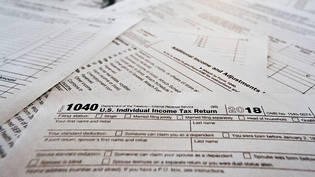 US-Steuerformulare. (Archivbild)