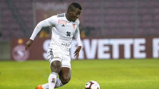 Mohamed Coulibaly brachte Vaduz in Europacup auf Kurs