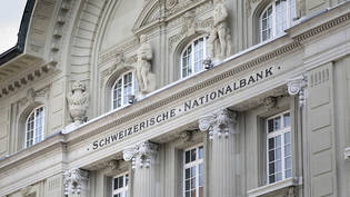 Die SNB in Bern (Archivbild).
