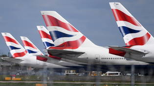 British-Airways-Mutter IAG mit weiterem Milliardenverlust. (Archiv)