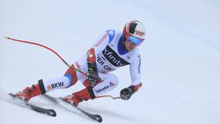 WCUP Mens Super-G Skiing
