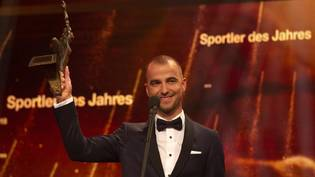 SCHWEIZ CREDIT SUISSE SPORTS AWARDS 2018