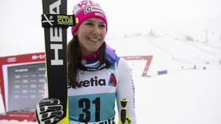 SWITZERLAND ALPINE SKIING WOMEN PARALLEL SLALOM