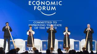 SWITZERLAND WORLD ECONOMIC FORUM WEF 2019