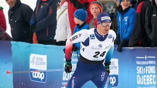 CANADA COOP FIS CROSS COUNTRY WORLD CUP