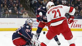 Hurricanes Blue Jackets Hockey