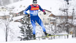 SWITZERLAND CROSS COUNTRY SKIING WORLD CUP