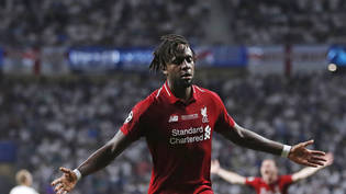 Lief in der Champions League zu grosser Form auf: der belgische Internationale Divock Origi