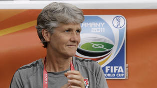 Pia Sundhage wird nun brasilianische Nationaltrainerin