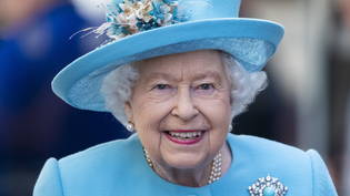 Splendid isolation of the United Kingdom? Not my cup of tea! - Queen Elizabeth II. im Mai 2019, bevor das Coronavirus alles veränderte.